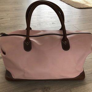 Latico leather Carmel weekender bag